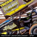 Hodnett First To Enter July 3rd's $7K-To-Win Sprint Speedweek Event At Grandview