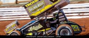 Hodnett First To Enter July 3rd's $7K-To-Win Sprint Speedweek Event At Grandview
