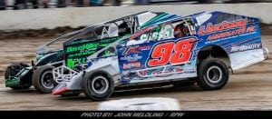 Tyler Thompson Scores Second Place Finish At Brewerton; Busy Independence Week Schedule Ahead