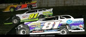 RUSH Dirt Late Models Join Sportsman Classic At Weedsport Speedway July 3rd
