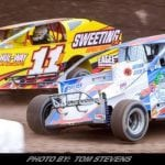 Double Modified Features & Fireworks This Friday At Ransomville Speedway