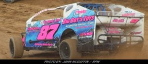 Neil Stratton Earns Season Best Finish Last Friday Albany-Saratoga
