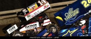 Up And Down All Star Ohio Speedweek For Tony Stewart