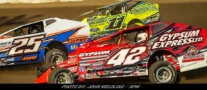 Fulton Speedway Set To Host Unique eCigs 358 Modified Series Saturday