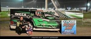 Nick Nye Wins Friday Night At Afton Motorsports Park
