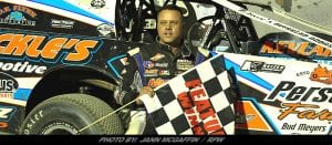 Albany-Saratoga Finally Has Their First Repeat Modified Winner Of 2018; Ronnie Johnson