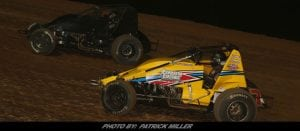 Gulick Tops Buckeye Outlaw Sprints Friday Night At Lernerville Speedway