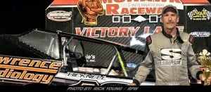 Tim Fuller Returns To Victory Lane At Mohawk International Raceway Friday