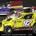Sheppard Grabs Another One Friday Night At Outlaw Speedway