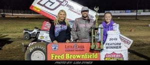 Sam Hafertepe Jr. Untouchable In ASCS Fred Brownfield Classic Finale At Grays Harbor