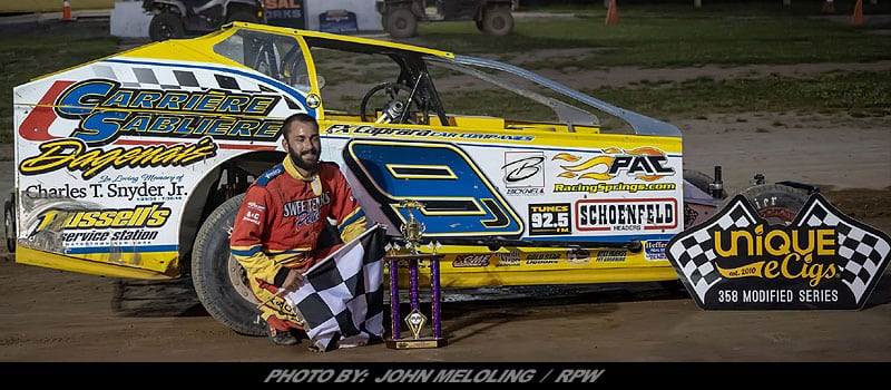 Bubba Raceway Park >> Jordan McCreadie Gets Second Win Of The Weekend; Takes First Career Victory At Fulton – Race Pro ...