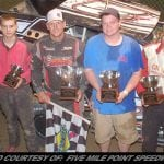 Tyler Siri No A Two-Time Winner Of Heath Memorial At Five Mile Point