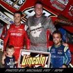 Danny Dietrich Beats Kyle Larson For Second PA Speedweek Win
