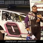 Pecore Victorious In DIRTcar Sportsman Event At Airborne Park