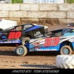Double Street Stocks, Novice Sportsman Features Plus Kids Rides Highlights Friday At Ransomville