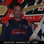 Jeff Strunk Takes Tuesday Night 358-Mod Feature At Grandview