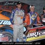 Danny Johnson Grabs Super DIRTcar Series Win #81 At Land of Legends Raceway