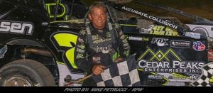It's Another Trip To Victory Lane At Albany-Saratoga For Brett Hearn