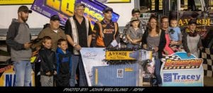 Steve Poirier Wins ESS Sprints CNY Speedweek Event At Brewerton Speedway