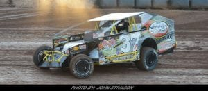 Jeremiah Shingledecker Tops Modified Field Friday At Lernerville