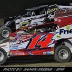 Alan Johnson Shines On Autograph Night At Outlaw Speedway