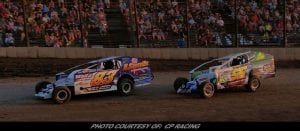 Chad Pierce Parleys Performance & Good Luck Into Solid Finish Saturday At Lebanon Valley