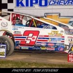 Ryan Susice Picks Up Win Friday Night At Ransomville Speedway