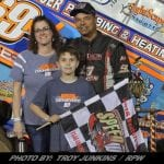 Lance Dewease Wins 30th Annual Mitch Smith Memorial At Williams Grove Speedway