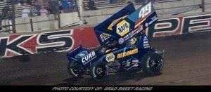 Brad Sweet Sweeps Night One Of WoO Sprint Showdown At Cedar Lake
