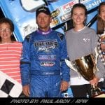 Dave Blaney Wins All Stars Lou Blaney Memorial For Second Time At Sharon