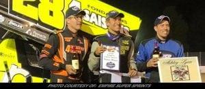 Jordan Poirier Wins ESS CNY Speedweek Event At Fulton Speedway