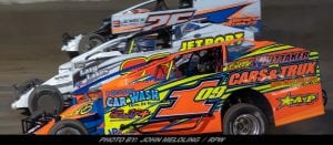Billy Whittaker Takes First 358-Modified Victory Of 2018 At Fulton Speedway