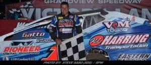 Von Dohren Beats Them All At Grandview Speedway Saturday