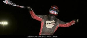 Danny Dietrich Win Port Royal Sprint Speedweek Thriller