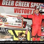 Marlar Dominates WoO LM Event At Deer Creek Speedway
