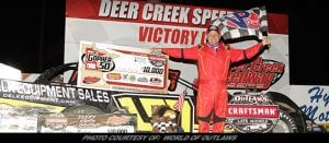 Marlar Dominates WoO LM Event At Deer Creek Speedway