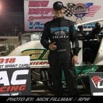 Ed Strada & Brandon Grosso Break Through For First Wins Of Season At New Egypt