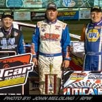 Jimmy Phelps Wins His First Super DIRTcar Series Race Of 2018 Sunday Night At Utica-Rome