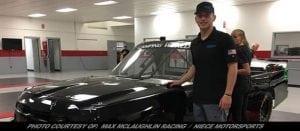 Max McLaughlin Ready For NASCAR Camping World Truck Series Debut At Eldora