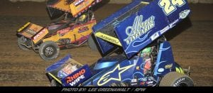 Rico Abreu Ends PA Sprint Speedweek With Five Top-Ten Finishes