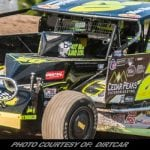 Hearn Takes Advantage Of Friesen's Misfortune; Wins Super DIRTcar Series Stop At Outlaw Speedway