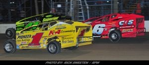 Take Two: Short Track Super Series Combo Event Monday, July 16th At Big Diamond