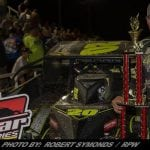 RPW Exclusive: Brett Hearn Returns To Victory Lane On The Super DIRTcar Series; Wins Ultimate Outlaw 100