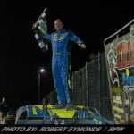 Dave Marcuccilli Takes Sportsman Feature Tuesday Night At Outlaw Speedway
