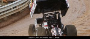 Tony Stewart Shows Consistency; Earns Pair Of Top-Fives During PA Sprint Speedweek