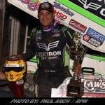 Donny Schatz Scores Exciting Brad Doty Classic Triumph At Attica Raceway Park