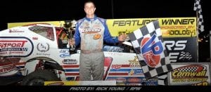 Matt Sheppard Wins Race For The Cure 150 At Cornwall