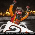 Shane Stewart Breaks Through For First WoO Sprint Win Of 2018 During Jokers Wild At Eldora