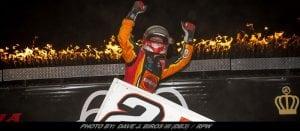 Shane Stewart Breaks Through For First WoO Sprint Win Of 2018 During Jokers Wild At Eldora