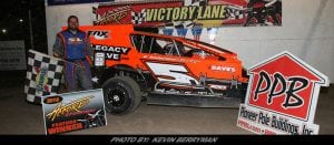 Danny Creeden Goes Speedin' To Capture First Win In Modifieds At Accord